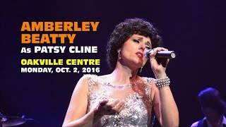 Video Amberley Beatty Tribute To Patsy Cline Oakville Centre 2016 download MP3, 3GP, MP4, WEBM, AVI, FLV Agustus 2018