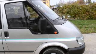 Ford Transit Bus 2.0tddi