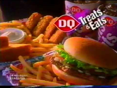1993 Dairy Queen commercial