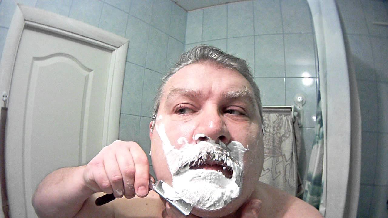Опасная бритва Росинструмент ТрудВача - YouTube