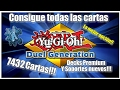 Como Conseguir Todas Las Cartas en Yu-Gi-Oh! Duel Generations (Leer descripción despues del video)