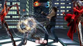 Bloody Roar 3 - Xion The Unborn Combo Guide