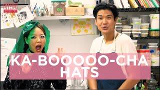 KA-BOOOOO-CHA HATS W/ WOLDY REYES // CIAO DOWNTOWN S2 EP 4