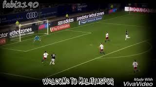 Yeni Malatyaspor'un Galatasaray'ın Başakşehir'in transfer etmek ist...