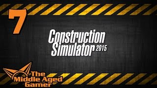 Construction Simulator 2015 - Part 7 - Company Relocation - Live Stream