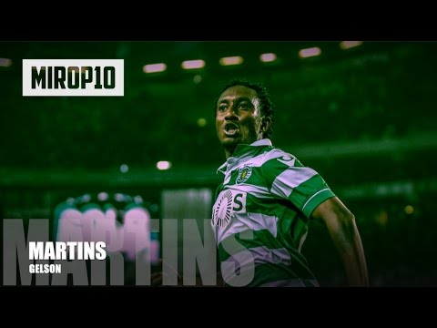 GELSON MARTINS ✭ SPORTING ✭ THE NEW PORTUGAL SUPERSTAR ✭ Skills & Goals 2016