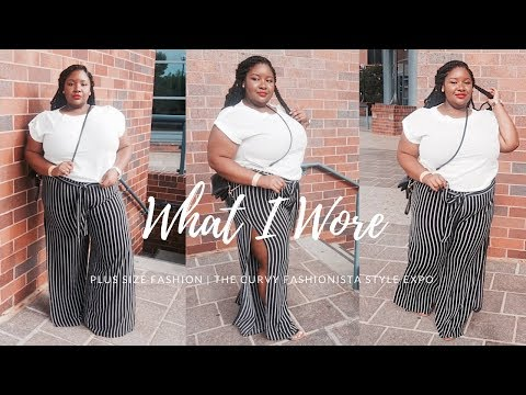 Plus Size Fashion | What I Wore at TCF Style Expo