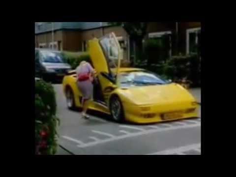 Quảng cáo Ôtô Lamborghini Funny