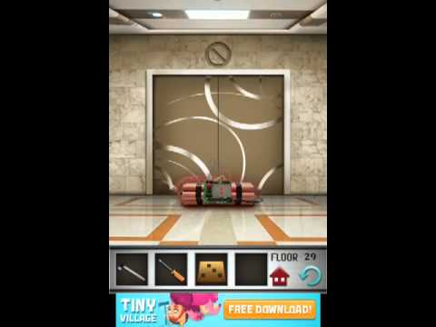 100 floors level 29 floor 29 solution youtube for 100 floors 17th floor answer