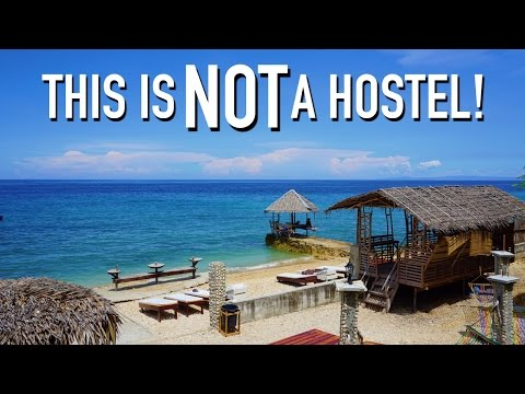 THIS HOSTEL IS INSANE!! | Cebu, Philippines