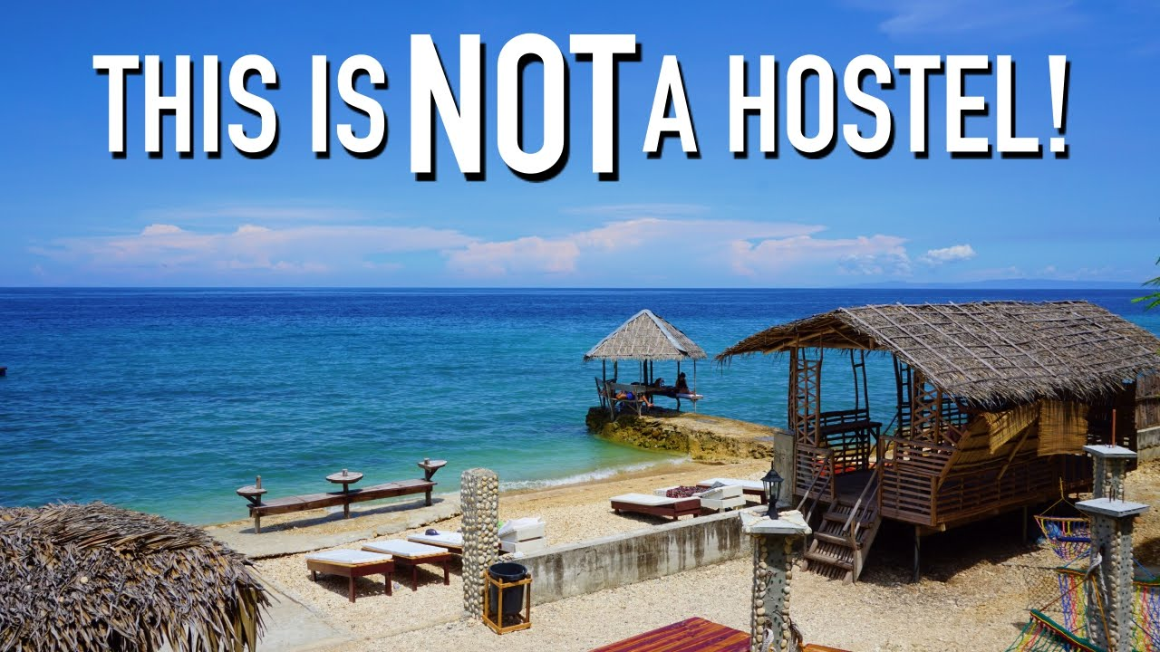 this hostel is insane cebu philippines youtube