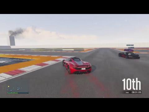 GTA 5 online - crewbattle FHAW vs UNIT #02