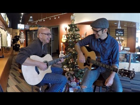 Happy Holidays from Taylor Guitars