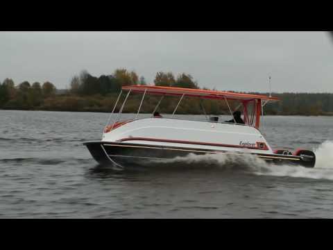 Путешествие по озёрам Волго и Пено