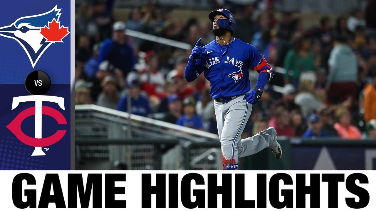Download Blue Jays vs. Twins Game Highlights (9/25/21) | MLB Highlights