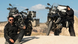 Adventure Travel in Cappadocia [Turkey] on BMW R1200GS Adventure