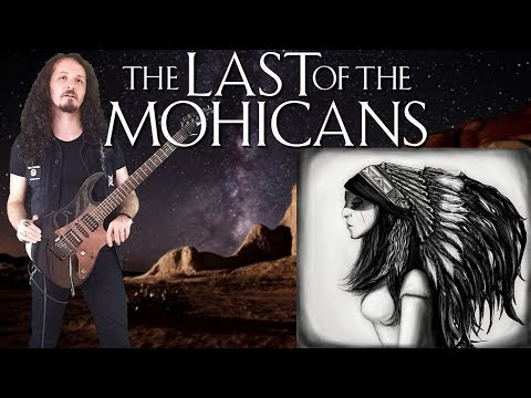 The Last of the Mohicans on Electric Guitar | İBRAHİM BİRDAL