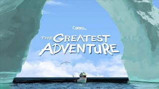 Book Trailer: The Greatest Adventure