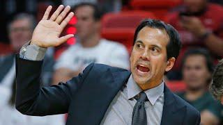 "Miami Heat coach Erik Spoelstra on Jimmy Butler: ""He's a winning basketball player"""
