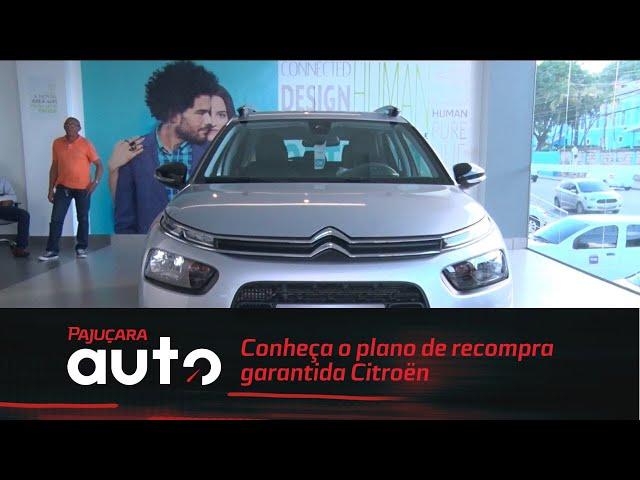 Auto Dica: Conheça o plano de recompra garantida Citroën