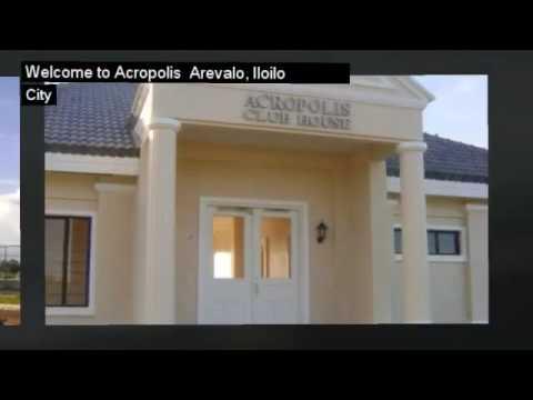 Iloilo Real Estate: Acropolis Iloilo Subdivision, Arevalo, Iloilo City