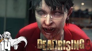 WHO IS THIS MEAN OLD LADY?!? - Let's Play Dead Rising 3 Gameplay