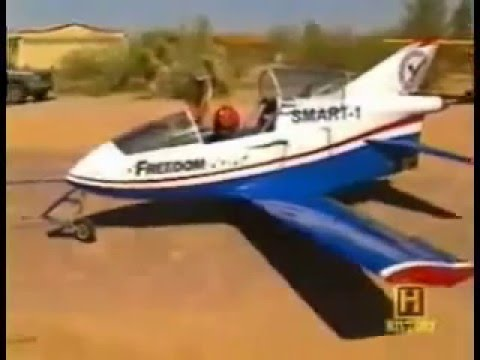 BD5J The smallest jet plane ever made
