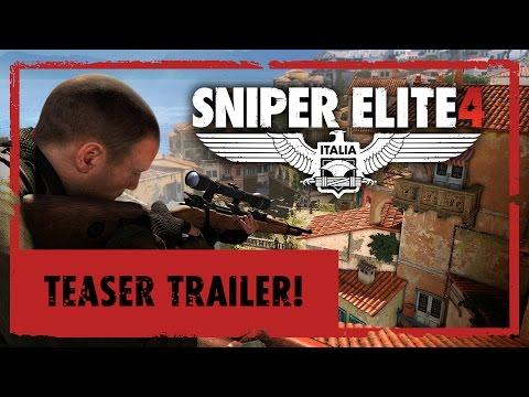 Sniper Elite 4 - Official Teaser Trailer - 2016