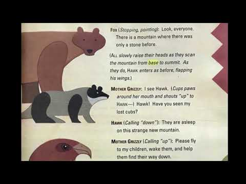 Two Bear Cubs A Play Journeys Listen To Reading YouTube
