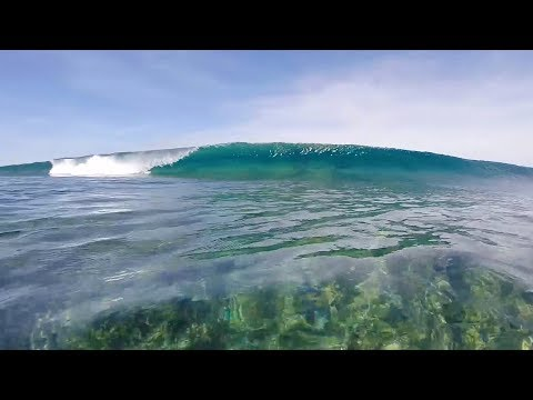 Fiji and Friends - Surfing Cloudbreak