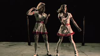 Zombie Dancers & Aerialists | Aerial Cube & Fire Dancing