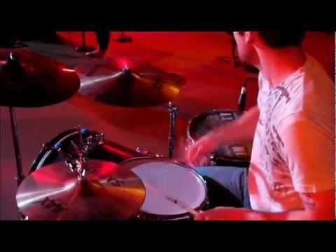 Blake Carillo Drumming video