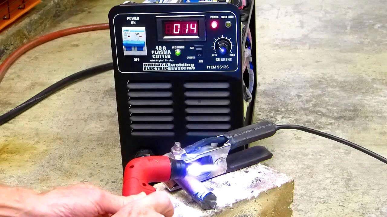 Chicago Electric 95136 Plasma Cutter Repair Tips Youtube Mig Tig Machine Replacement Parts Item
