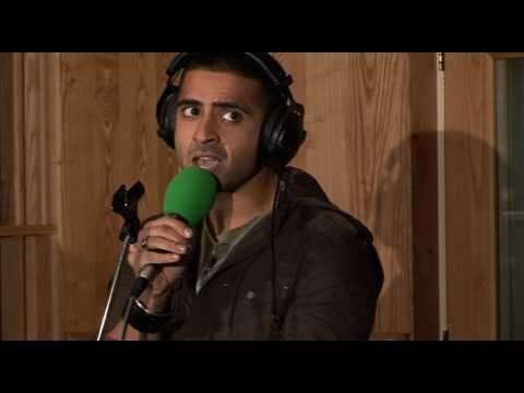 Jay Sean in the 1Xtra  Lounge  2012