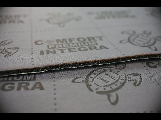 Comfort mat Integra (Комфорт мат Интегра) новинка в шумоизоляции 2018 - 2019