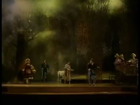 Into the Woods OBC - Part 9 - Prologue (The Spell is on my house/Into the Woods)