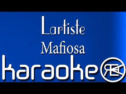 Lartiste €� Mafiosa Feat. Caroliina | Karaoké Lyrics