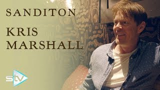 Kris Marshall On Jumping NAKED Into Cold Water | Sanditon