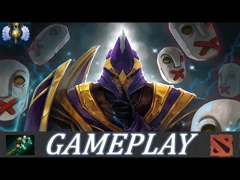 DGC And CHILL? | Silencer Ranked Gameplay Commentary Dota 2