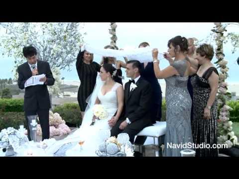 عروسی سایه دختر ابی- کامل