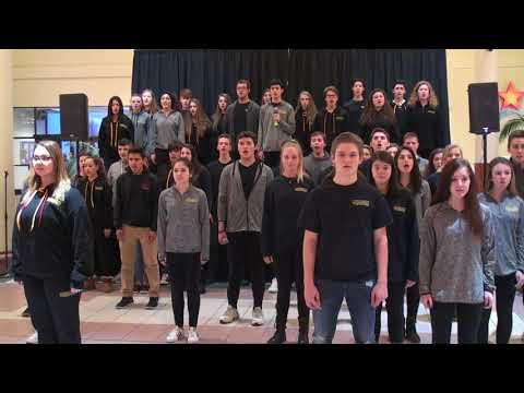 Hunchback GAHS March 9 2018 Opening Number
