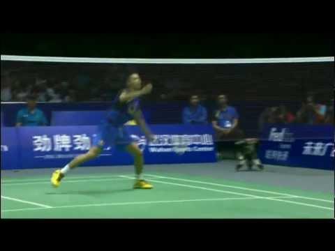 Finals - China (Lin D.) vs Korea (Lee H.I.) - Thomas Cup 2012