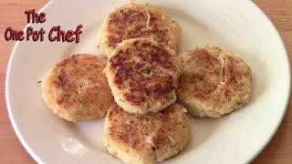 Crab Cakes - Recipe