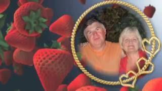 30 лет и 3 года - клубничная свадьба, оказывается!!! Люблю клубничку!