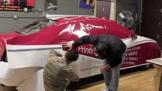 Reesha Car Wraps (Designed, Printed, Installed)