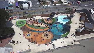 New Brighton Beachside Playground Opening