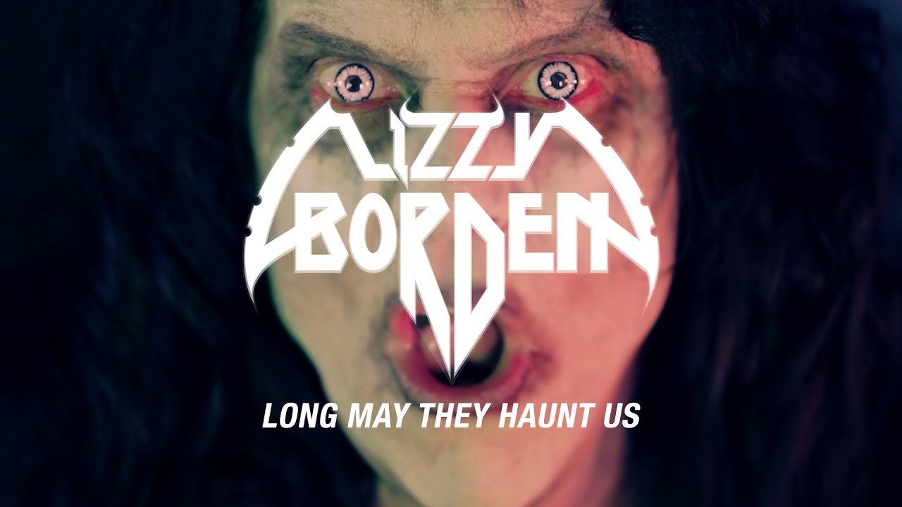 """Lizzy Borden """"Long May They Haunt Us"""" (OFFICIAL VIDEO)"""