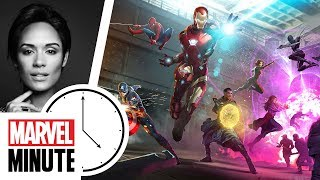 Marvel's Spider-Man! New cast on The Gifted and more!   Marvel Minute