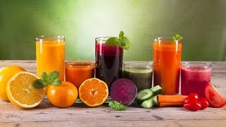 Three powerful juice to fight anemia
