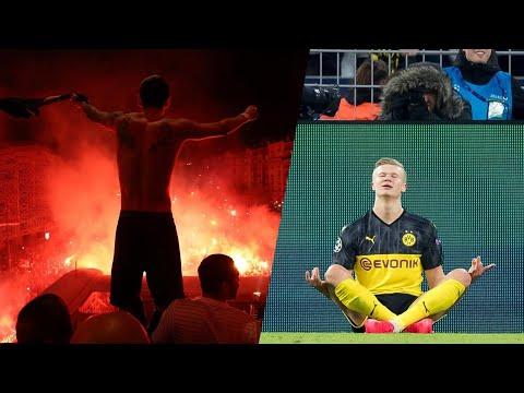 PSG-DORTMUND – 1/8 Ligue Des Champions 2019/20